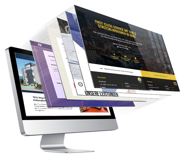 Website erstellen Graz